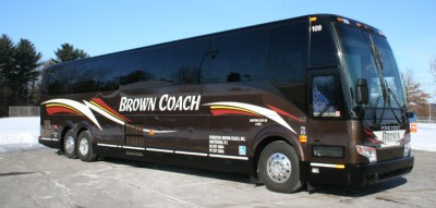 55 Passenger Bus